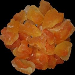 Cantaloupe meloen chuncks...
