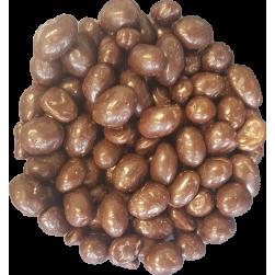 Chocolade Jumbo pinda's puur