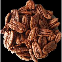Pecannoten gebrand gezouten