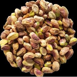 Biologische gepelde pistaches