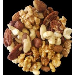 Gemengde noten rauw 200 g x...